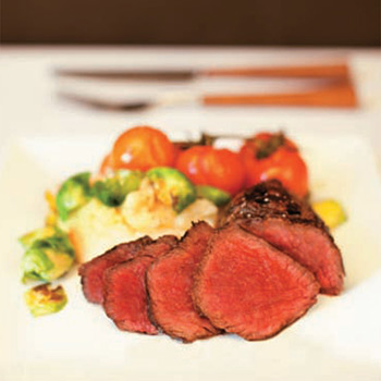 Image of Grilled Greg Norman Australian Prime Wagyu Sirloin